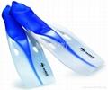 硅胶泳鞋 1
