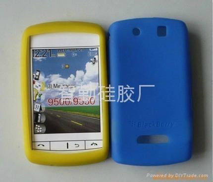 东莞硅胶手机套 5