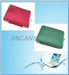 neoprene NetBook Inside Bag with zipper