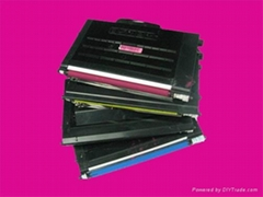 Compatible Color Toner Cartridge for Samsung CLP500