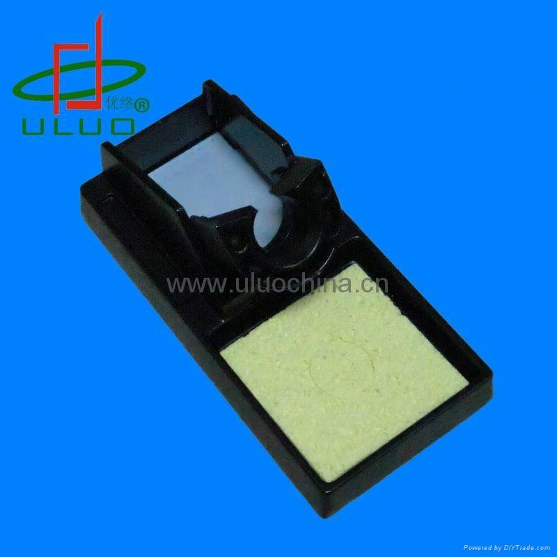 LED display soldering station 3