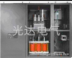 高壓自動補償消諧裝置