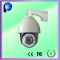 Economic & High Quality IR High Speed Dome Camera