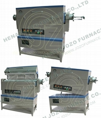 JZ-SW1200X THREE-ZONE HIGH-TEMPERATURE VACUUM TUBE FURNACE