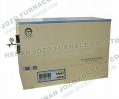 JZ-SW1100X HEAVY-CALIBRE THREE-ZONE VACUUM TUBE FURNACE