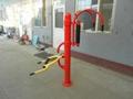 outdoor fitness equipment-waist&back