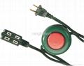 American plug,socket,extension cord,por cord,cord reel 1