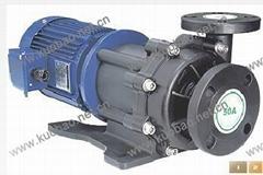 無軸封磁力驅動泵浦MPH