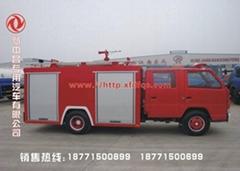 江鈴2噸水罐消防車