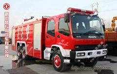 五十鈴12噸水罐消防車
