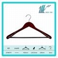 Cherry Wood Clothes Hanger