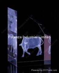 Customized crystal