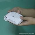 經典款3D商務家用挭攜式微型投影電腦 4
