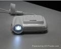經典款3D商務家用挭攜式微型投影電腦 5