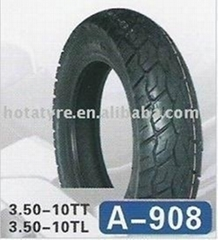 motorcycle tyre, tubeless motorcycle tyre, 3.50-10