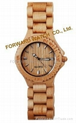 new fashion wood watch