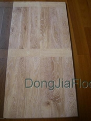 12mm Laminate Flooring of Registered Embossed Surface and Real wood grain AC3
