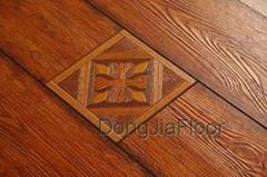 Parquet Luxury Laminate flooring China manufacturer