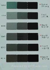 鋁陽極氧化槍灰色染料