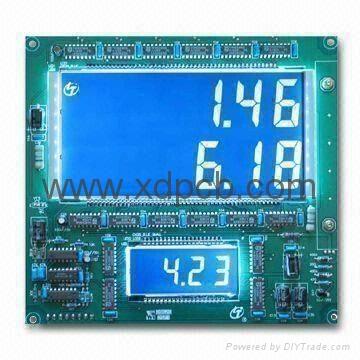 Multilayer printed circuit board 1