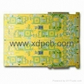 Multilayer printed circuit board 2