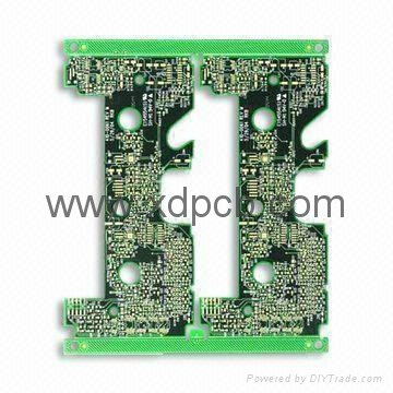 Double-sided PCB With Two Layers 2