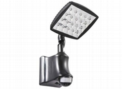 high power 20 LED Solar Security Lights with PIR sensor detect 160 degrees
