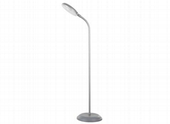 solar powered high-vision reading Lamps floor standing type H162cm