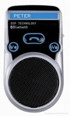 Bluetooth Solar handsfree Car Kit