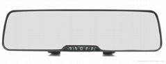 New arrival Handsfree car kit +FM+SD+wireless earphone+phonebook+display