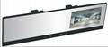 "3.5"" TFT BT car Mirror wireless camera"