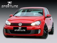 VW Golf VI 6 MK6 GTI  bodykit