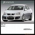 VW Jetta body kit Caractere Design
