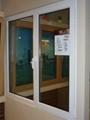 soundproof PVC casement window 2