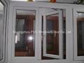 ecological PVC casement window 3