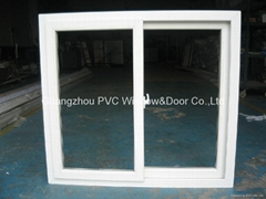 environmental friendly PVC sliding window