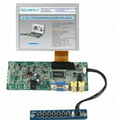 SEETEC 5 Inch LCD Monitor SKD Module with Touch Screen