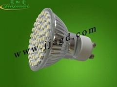 LED spotlight 48beads 3w 3528lamps