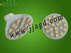 LED spotlight 3w 5050socket lamps 280LM
