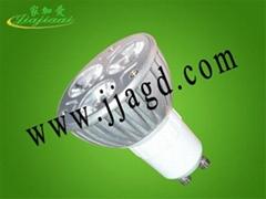 LED spotlight GU10 3W 280LM lamps