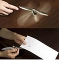 propellor letter opener