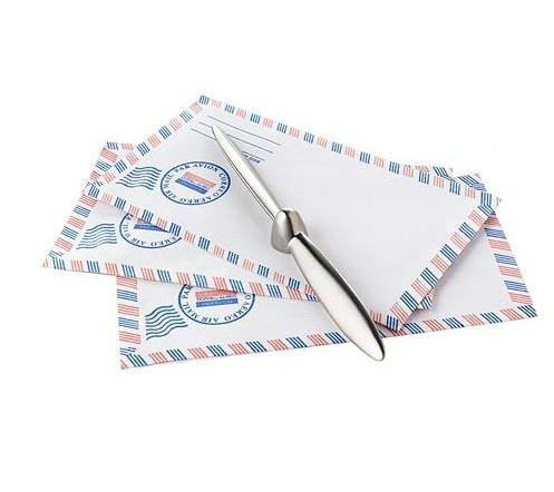 metal propeller letter opener 2