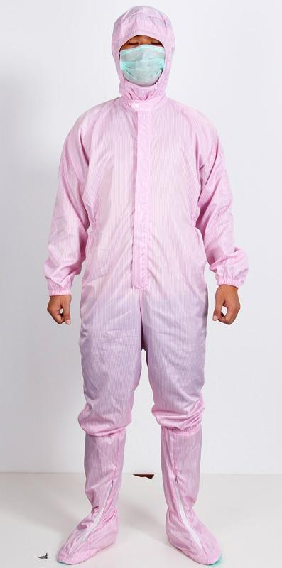 Antistatic Garments 1