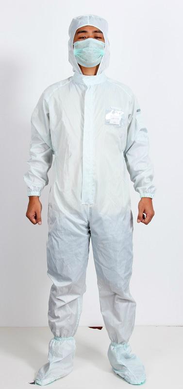 Antistatic Garments 2
