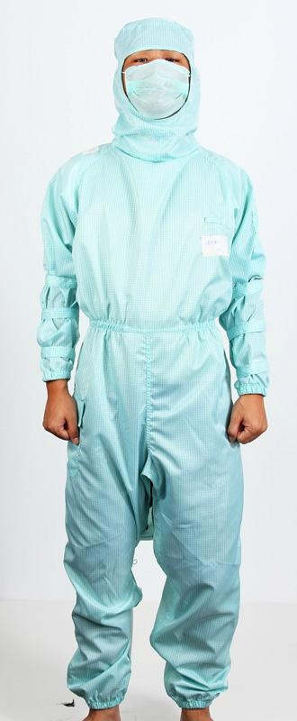 Antistatic Garments 4