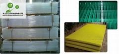 PVC coated fence netting