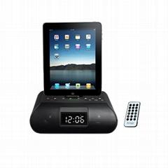 Docking speaker fox iphone ipad