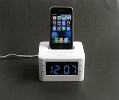 iphone docking speaker clock speaker