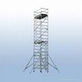 9M Aluminium mobile tower