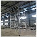 6m Aluminium mobile tower